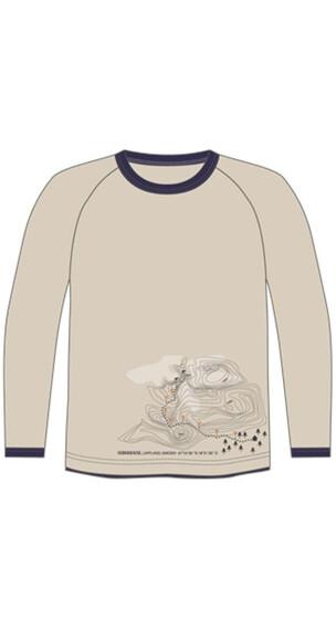 Isbjörn Mountain LongSleeve Tencel Khaki